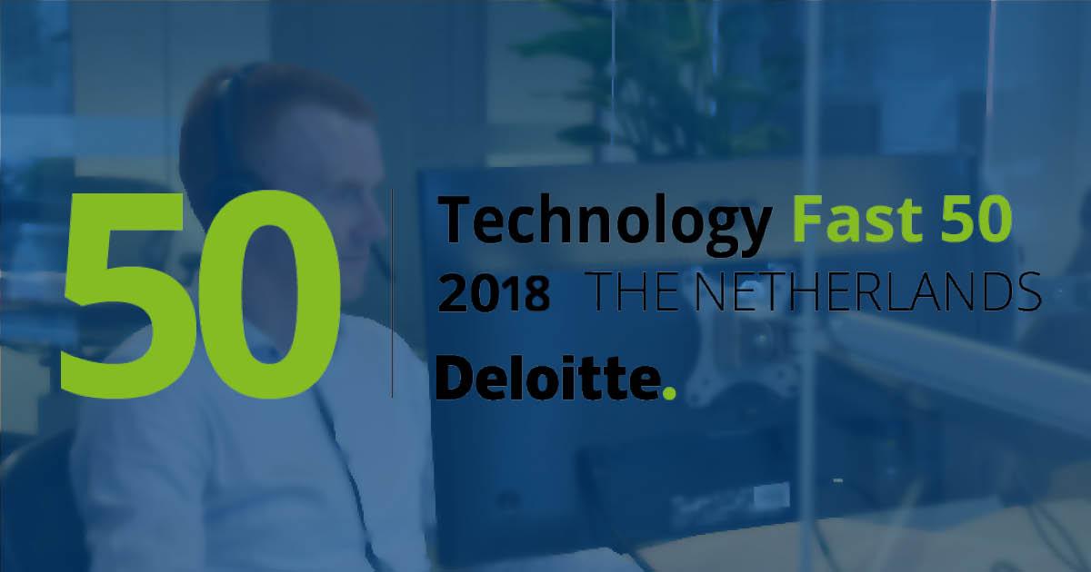 Nova Incasso In Top 20 Deloitte Technology Fast 50 | Nieuws | Nova Groep