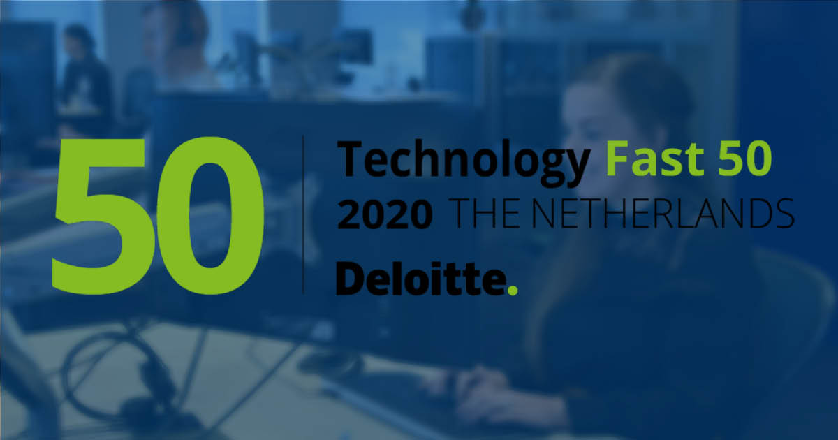 Nova Incasso 21ste Deloitte Technology Fast 50 2020 | Nieuws | Nova Groep