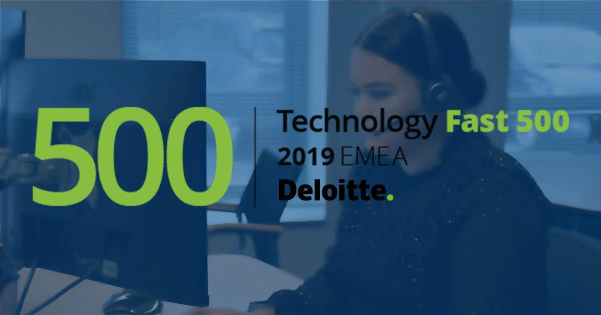 Nova Incasso In EMEA Deloitte Technology Fast 500 | Nieuws | Nova Groep