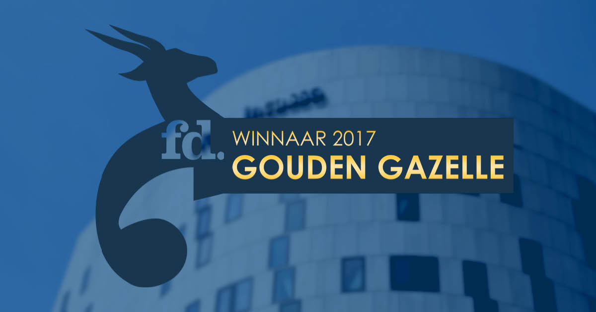 Nova Incasso FD Gouden Gazelle Noord-Nederland | Nieuws | Nova Groep