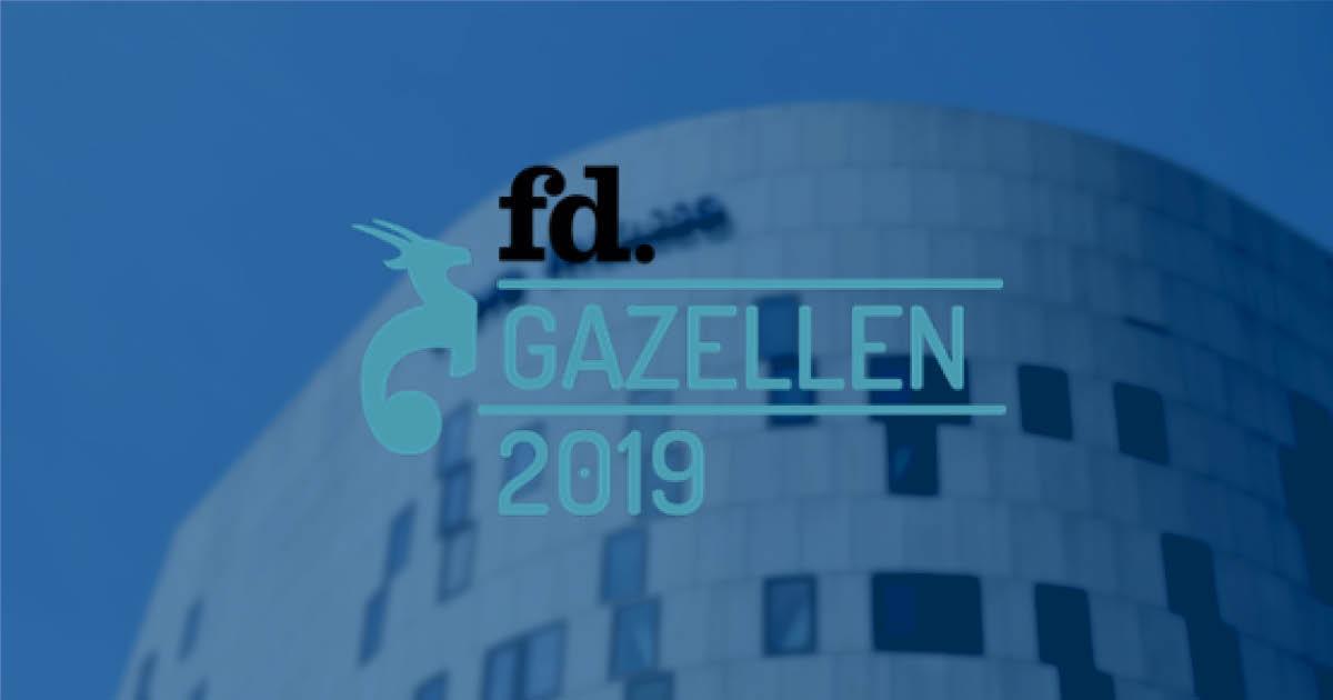 Nova Incasso FD Zilveren Gazelle Noord-Nederland | Nieuws | Nova Groep